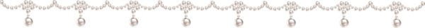 Barre de sépararion perles
